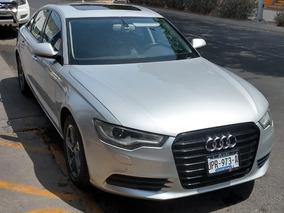 Audi A6 Elite V6 2014 Plata Tomo Auto, Posible Credito