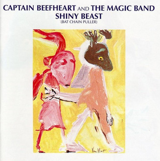 Captain Beefheart Shiny Beast (bat Chain Puller) Cd Hk Imp