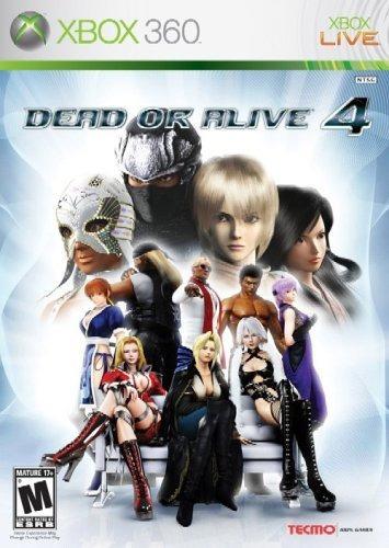 Dead Or Alive 4 Xbox 360 Original Frete $14 Leia