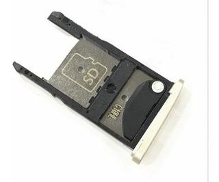 Charola Bandeja Porta Sim Chip Moto X Play X Play Dual Origi