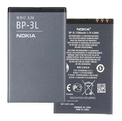 Batería Nokia Original Bp-3l Asha 303 603 Lumia 710 900