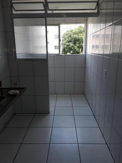 Apartamento Para Venda Em São Paulo, Vila Silvia, 2 Dormitórios, 1 Banheiro, 1 Vaga - Sp057in