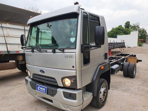 Ford Cargo  Cargo 1119