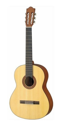 Imagen 1 de 4 de Guitarra Clasica Nylon C40m Mate Yamaha Envio Gratis Msi