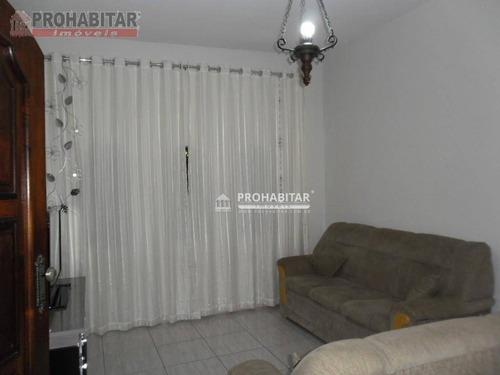 Imagem 1 de 23 de Sobrado Com 3 Dormitórios À Venda, 144 M² Por R$ 500.000,00 - Vila Campo Grande - São Paulo/sp - So1766