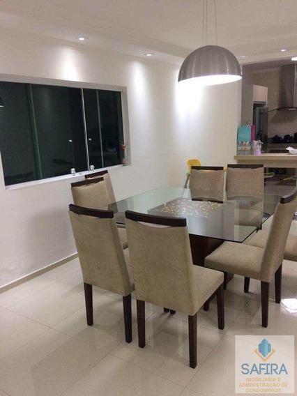 Sobrado Com 3 Dorms, Vila Correa, Ferraz De Vasconcelos - R$ 570.000,00, 175m² - Codigo: 793 - V793