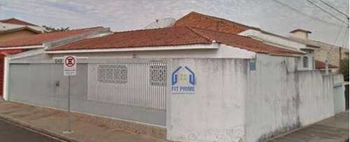 Casa Com 4 Dormitórios À Venda, 250 M² Por R$ 400.000 - Jardim Paulista - São José Do Rio Preto/sp - Ca2016