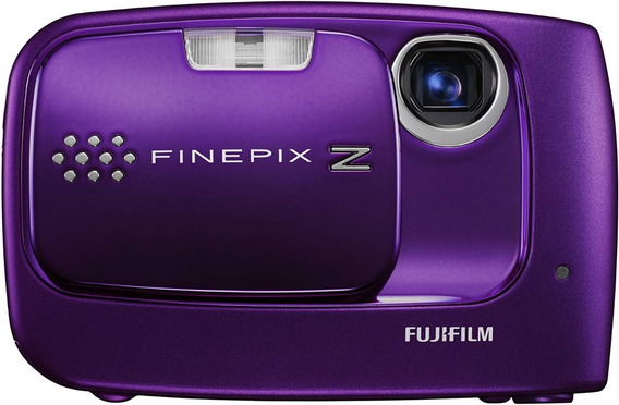 Camara Compacta Fujifilm Finepix Z30 Usb 2.0 Lcd Cuotas