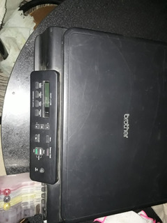 Impresora Brother Dcp J105 // Para Repuesto Ideal Tecnico