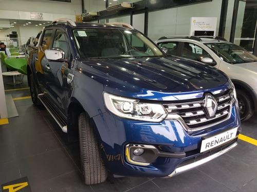Renault Alaskan Iconic At 4x4 2.3 Dci Retira Ya!! (jav)