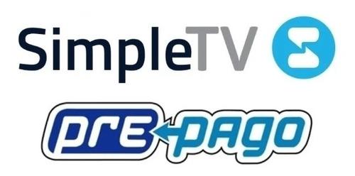 Registro Y  Recarga De Simpletv