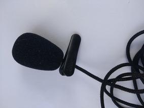 Microfone De Lapela Para Celular E Câmera