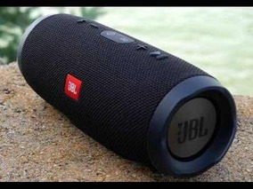 Caixa De Som Bluetooth Jbl Charge 3 - Original