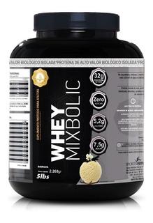 Whey Protein Mix Bolic 2.268kg Potão De Proteína + Brinde