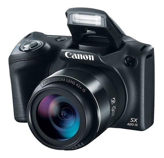 Camara Canon Powershot Sx420 Zoom 42x Semi Profesional