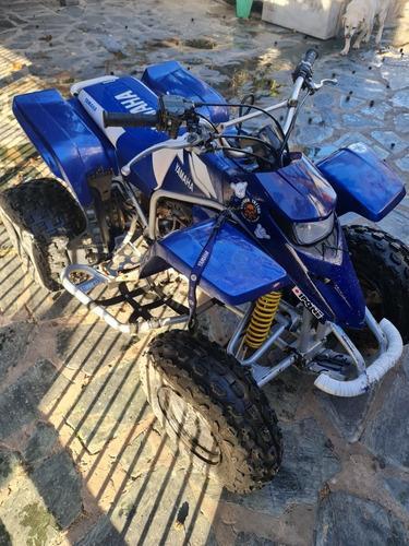 Imagen 1 de 14 de Cuatriciclo Yamaha Blaster Color Azul En Excelente Estado!!