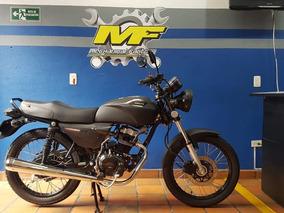 Nkd 125 Modelo 2020 Como Nueva Con Garantía En Akt