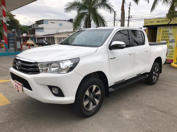 Toyota Hilux 2.400 Diésel Mecanica 4x4 Full Equipo 2017