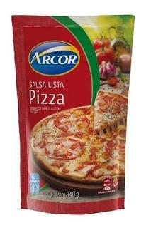 Salsa Pizza Arcor Doypack X340g.