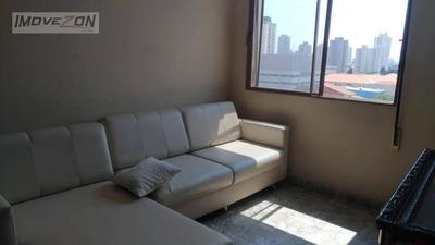 Apartamento Com 1 Dormitório À Venda, 65 M² - Alto Da Mooca - São Paulo/sp - Ap1044