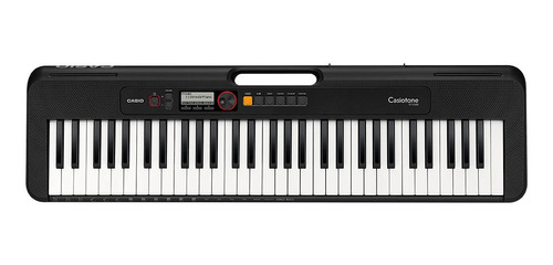 Teclado Musical Casio Ct S200 Preto