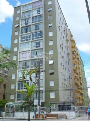 Apartamento Com 1 Dorm, Embaré, Santos, 40m² - Codigo: 433 - A433