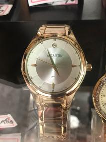 Relógio Atlantis Garantia 1 Ano