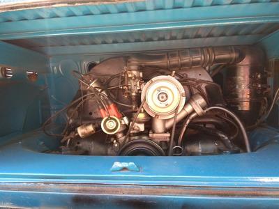 Volkswagen Alemán 1968 Combi Volkswagen