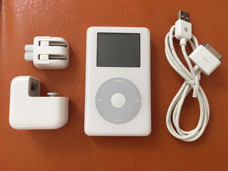 iPod Clasico 3rd Gen Musica Mp3 Radios Reproductores Mp4