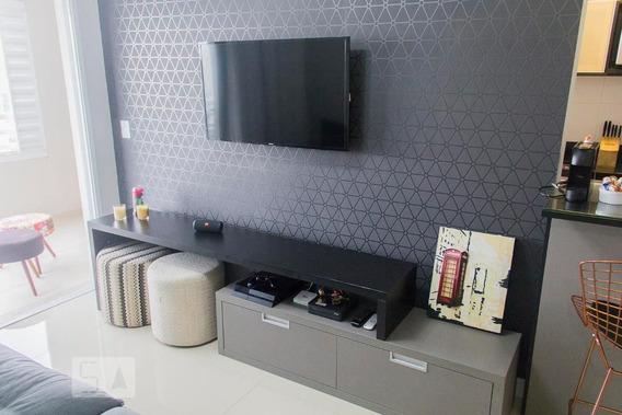 Apartamento No 15º Andar Mobiliado Com 2 Dormitórios E 1 Garagem - Id: 892988398 - 288398