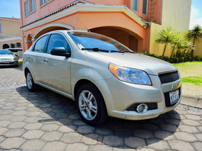 Chevrolet Aveo 1.6 Ltz L4 At 2014 Impecable, Tomo Auto