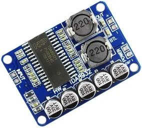 Módulo Mini Amplificador Audio Mono Digital Tda8932 35w