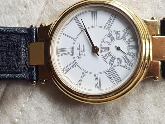 Relógio Francês Cuppilard Rieme A Pilha (unisex)