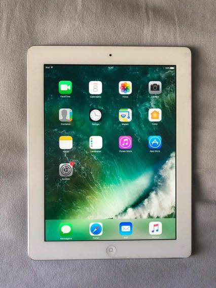 iPad 4 16gb Wi-fi A1458 Usado, Funcionando Normalmente