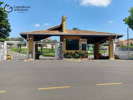 Terreno À Venda, 300 M² Por R$ 320.000,00 - Residencial Paineiras - Paulínia/sp - Te0412
