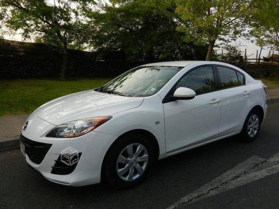 Mazda 3 Único Dueño 2012 Aire Ac. Financiamiento/contado