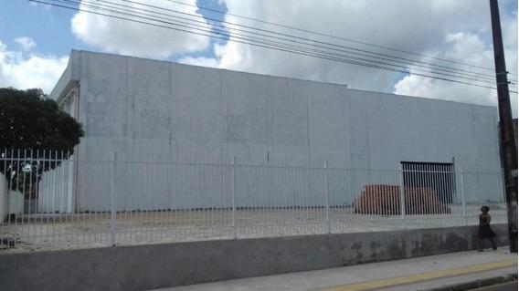 Galpão Para Locação Em Ananindeua, Quarenta Horas (coqueiro) - A4453