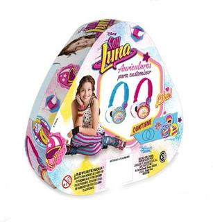 Auriculares Para Customizar Soy Luna Bijou A005 Jyj