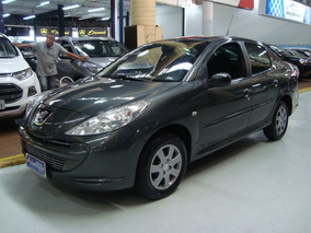 Peugeot 207 Passion Xr 1.4 Flex 2011 Cinza (completo)