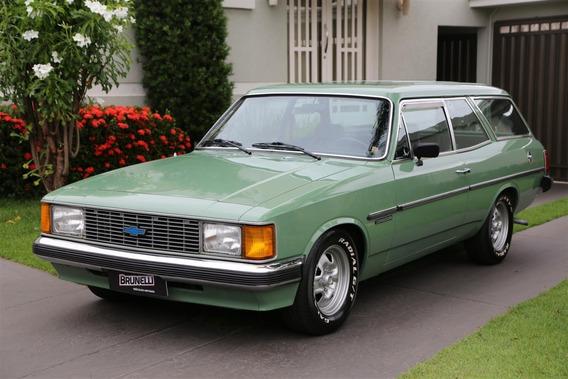 Gm Caravan Comodoro 250 S 1982