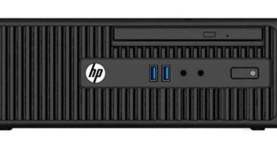 Desktop Hp Prodesk 400 G3 Sff I5-6500 8gb Ddd4 Ssd 240gb