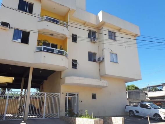 Apartamento Com 1 Dormitório À Venda - Posse - Nova Iguaçu/rj - Ap0077