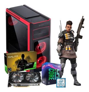 Pc Gamer Core I5-9400f, Gtx 1660ti, 8gb, 1tb Hd, 120gb Ssd