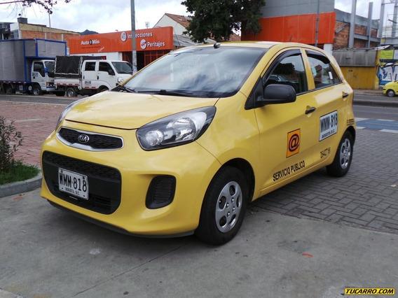 Taxis Kia Pianto Hb