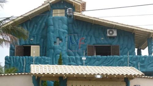 Imagem 1 de 30 de Ref 10.579 Casa No Bairro Jardim Jamaica, Com 6 Dorms Sendo 2 Suítes, 5 Vagas, 520 M² A.c. 850 M² Terreno. Área De Lazer. Aceita Permuta - 10579
