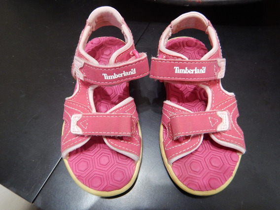 Sandalias Timberland N°25 Impecables!