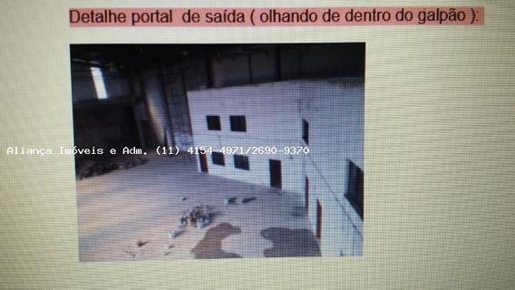 Galpão Para Locação Em Santana De Parnaíba, Chácara Solar Iii - 2471