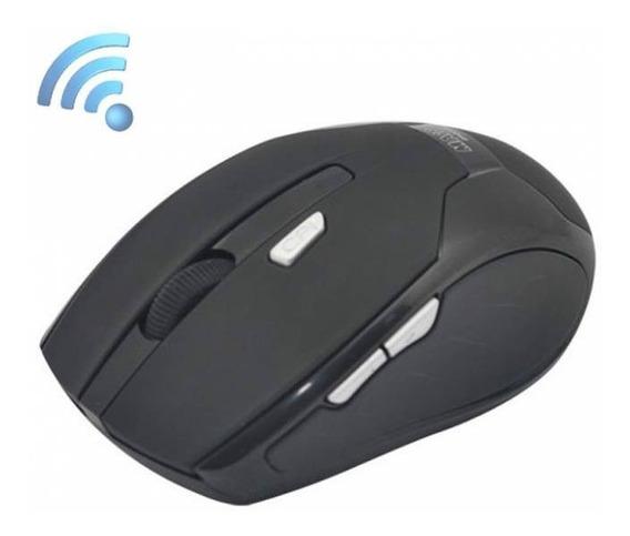 Mouse Sem Fio Óptico Usb 2.4ghz - 1600dpi (3061)