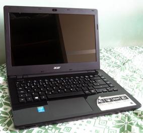 Notebook Acer E5-471 (placa Queimada)