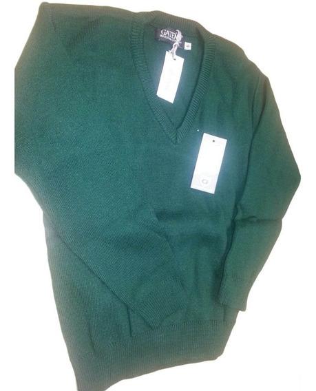 Sweater Escolar, Talle 6 Al 16,todos Los Colores, Dralon